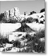 White Sands National Monument-127 Metal Print