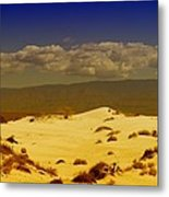 White Sands New Mexico Metal Print