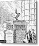 Whitefield Monument Metal Print