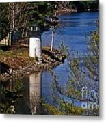 Whitlocks Mill Lighthouse Metal Print
