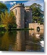 Whittington Castle Metal Print