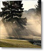 Whittle Springs Golf Course Metal Print
