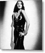 Who Killed Gail Preston, Rita Hayworth Metal Print