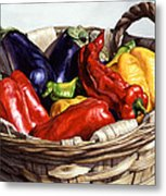 Who Wants To Blister The Peppers Metal Print