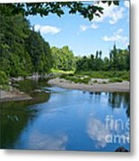 Why Is It Called Mad River Metal Print