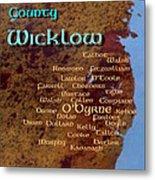 Wicklow Families Metal Print