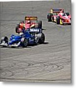 Wide In Turn 9 Metal Print by Dave Koontz