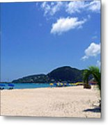 Wifi In Paradise - Hotspot Redefined Metal Print