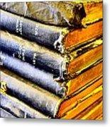 Wikipedia Origins Metal Print