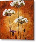 Wild Flowers 041 Metal Print