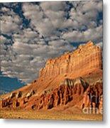 Wild Horse Butte Goblin Valley Utah Metal Print