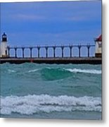 Wild In Saint Joe's Metal Print by John Absher