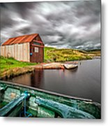 Wild Is The Wind Metal Print by John Farnan