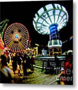 Wildwood Is A Happy Place Metal Print