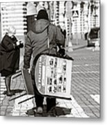 Will Cell Phones Cameras Hurt Photography? - Featured 3 Metal Print