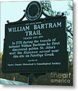 William Bartram Metal Print