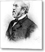 William Burnham Woods (1824-1887) Metal Print