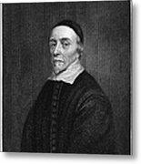 William Harvey (1578-1657) Metal Print