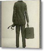 William Hodge (1874-1932) Metal Print