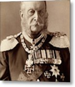 William I Of Prussia (1797-1888) Metal Print