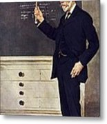 William Ramsay, Scottish Chemist Metal Print by Science Photo Library