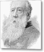 William Wood (1808-1894) Metal Print