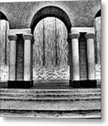Williams Waterfall Metal Print