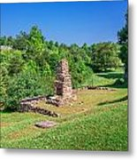 Willie Gibbons House Metal Print