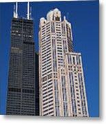 Willis Tower Chicago Metal Print