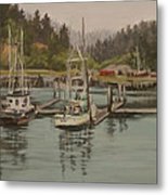 Winchester Bay Metal Print