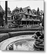 Winchester House - San Jose California Metal Print