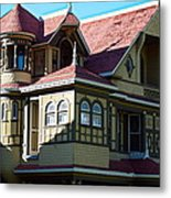 Winchester Mystery House 2 Metal Print