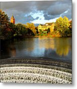 Winchester Public Library Metal Print