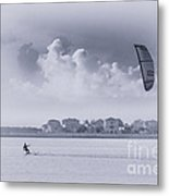 Wind Beneath My Wing Metal Print