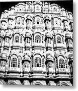 Wind Palace Jaipur Metal Print