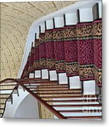 Winding Staircase Metal Print by Kathleen Struckle