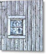 Window Metal Print by Juli Scalzi