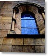 Window In Otterburg Metal Print