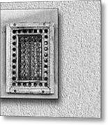 Window Of Little Light Metal Print