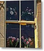 Window Of The Cotswolds Metal Print