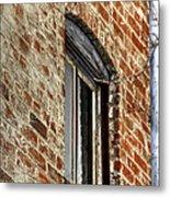 Window Pole 13153 Metal Print