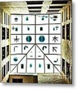 Matrix I Metal Print