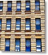 Windows Galore Metal Print