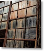 Windows Into My Soul Metal Print