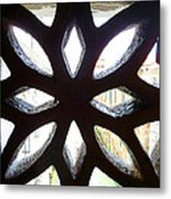 Windows Of Venice View From Doge Palace Metal Print