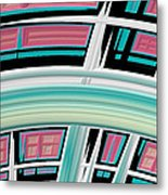 Windows - Phone Cases And Cards Metal Print