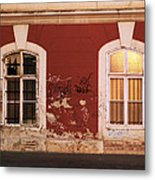 Windows To Souls Metal Print