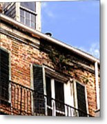 Windows To  The World Metal Print