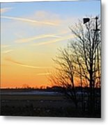 Winds Of Change Metal Print