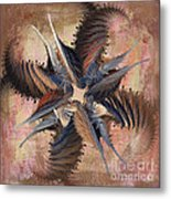 Winds Of Change Metal Print by Deborah Benoit